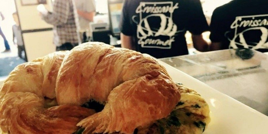 Restaurant Equipment World (REW) Visits Croissant Gourmet