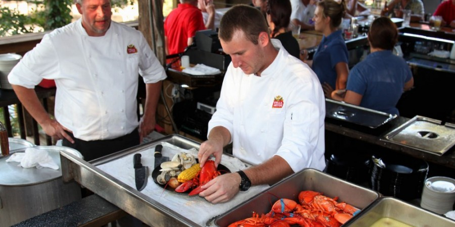 Restaurant Equipment World (REW) Visits RiverGrille On The Tomoka