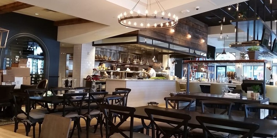Restaurant Equipment World (REW) Visits The Osprey Tavern