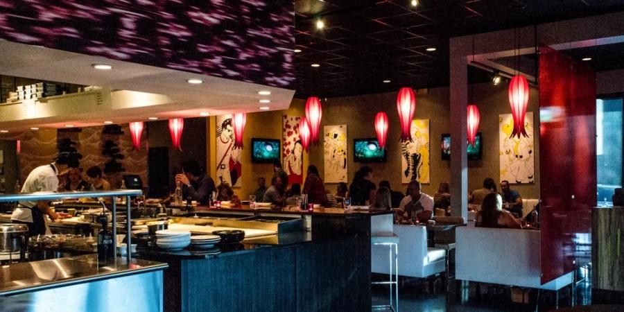 Restaurant Equipment World (REW) Visits Sushi Pop