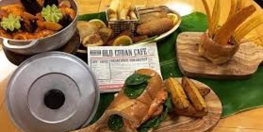 Restaurant Equipment World (REW) Visits Old Cuban Cafe