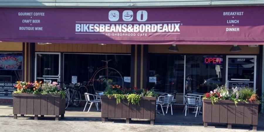 Restaurant Equipment World (REW) Visits Bikes, Beans & Bordeaux