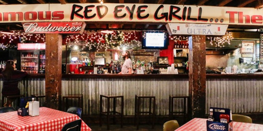 REW Visits Redeye Bar and Grill