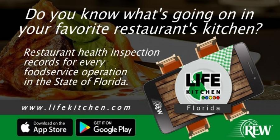 Life Kitchen Florida App