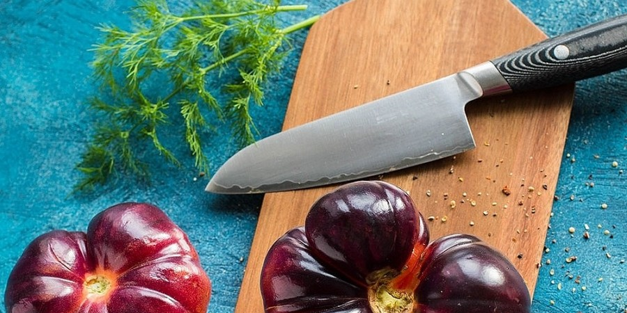 Knifes and Garnishing Tools Overview