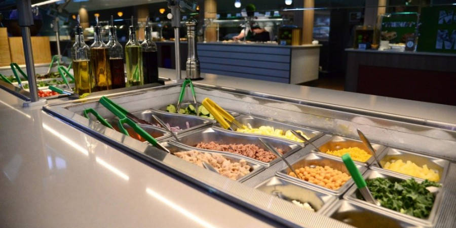 Salad Bar Accessories Overview