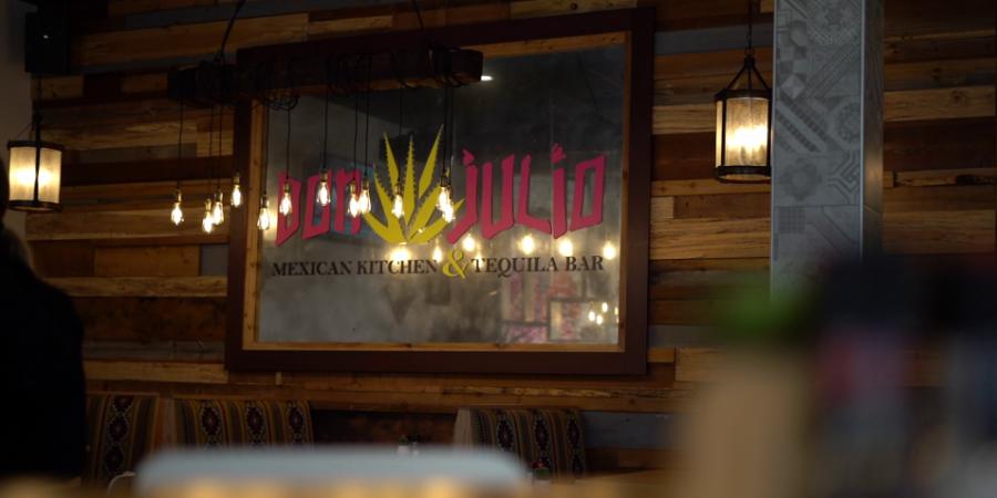 Restaurant Equipment World (REW) Visits Don Julio's
