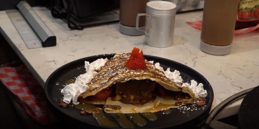 Restaurant Equipment World (REW) Visits Crepe Delicious