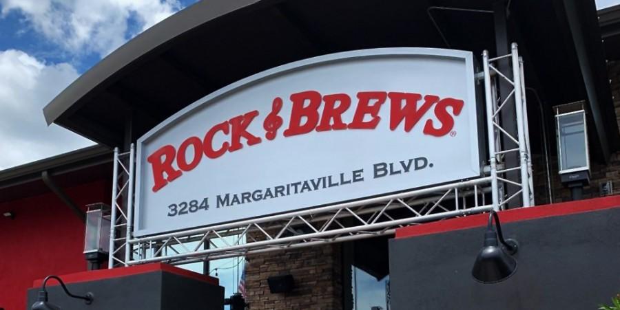 Restaurant Equipment World (REW) Visits Rock and Brews