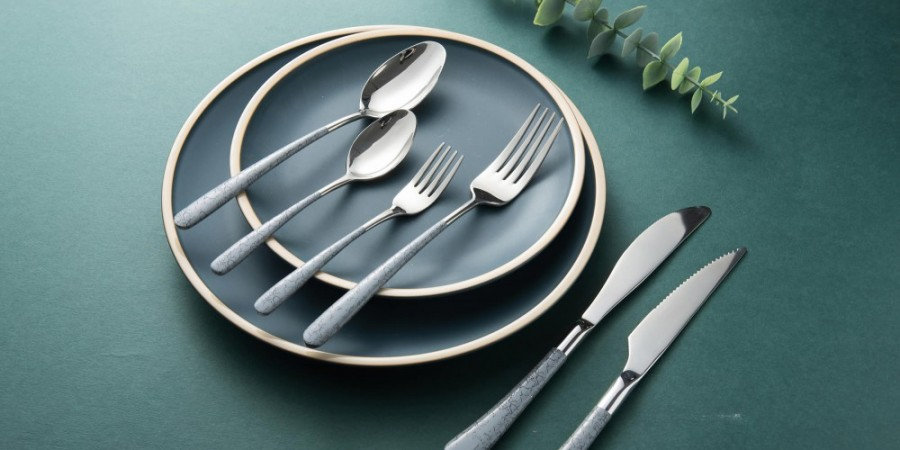 Flatware and Steak Knives