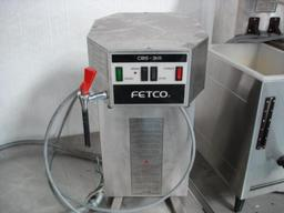 Fetco CVS-31A Air Pot Brewer