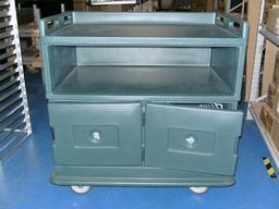 Cambro PAN MDC24-192 Service Cart - DEMO UNIT