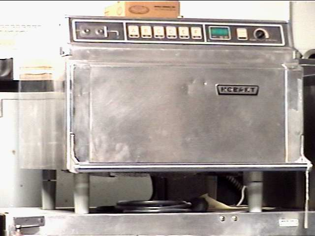 Hobart M1312t Microwave Oven