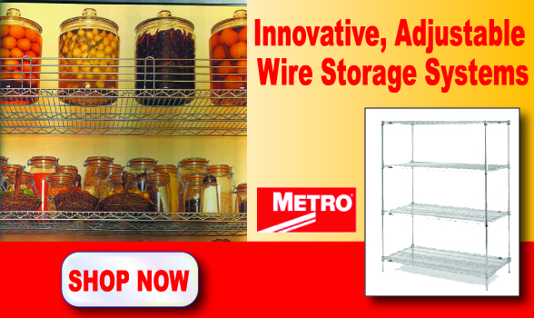Shop for Metro shelving