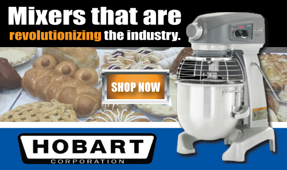 Mixers that are revolutionizing the industry. Hobart Corporation. Shop Now.