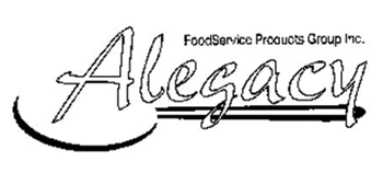 View Alegacy Foodservice Products Grp Inventory