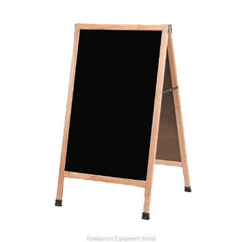 Aarco Products Inc A-11 Sign Board, A-Frame