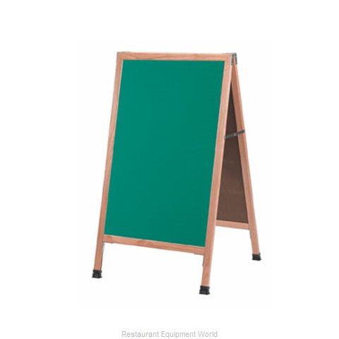 Aarco Products Inc A-1G Sign Board, A-Frame