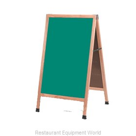 Aarco Products Inc A-1SG Sign Board, A-Frame