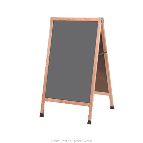 Aarco Products Inc A-1SS Sign Board, A-Frame