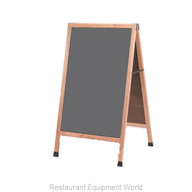 Aarco Products Inc A-1SS Chalk Board