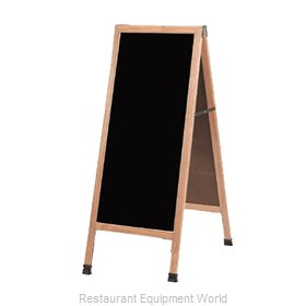 Aarco Products Inc A-311 Sign Board, A-Frame