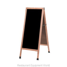Aarco Products Inc A-311SB Sign Board, A-Frame