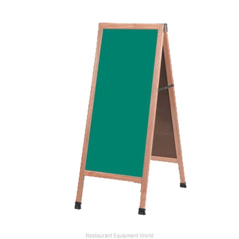 Aarco Products Inc A-311SG Sign Board, A-Frame