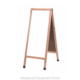 Aarco Products Inc A-311SW Sign Board, A-Frame