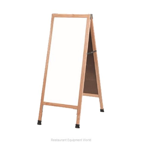 Aarco Products Inc A-35 Sign Board, A-Frame
