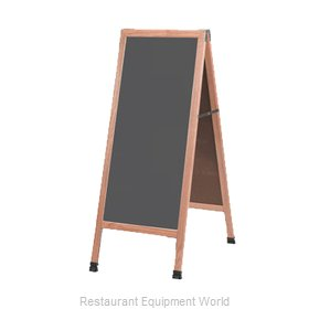 Aarco Products Inc A-35SS Sign Board, A-Frame