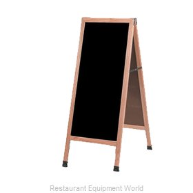 Aarco Products Inc A-3B Sign Board, A-Frame