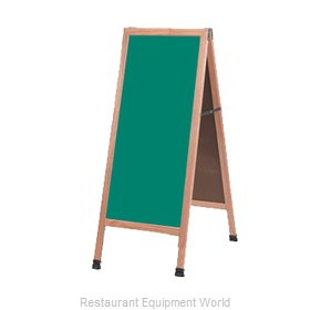 Aarco Products Inc A-3G Sign Board, A-Frame