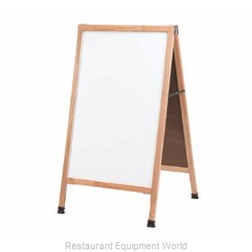 Aarco Products Inc A-5 Sign Board, A-Frame