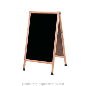 Aarco Products Inc A-5SB Sign Board, A-Frame