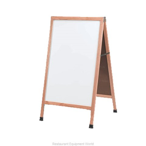 Aarco Products Inc A-5SW Sign Board, A-Frame