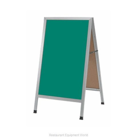 Aarco Products Inc AA-1G Sign Board, A-Frame