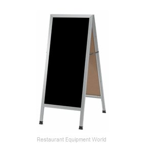 Aarco Products Inc AA-311SB Sign Board, A-Frame