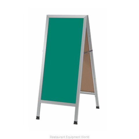 Aarco Products Inc AA-311SG Chalk Board (Magnified)