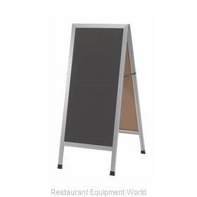 Aarco Products Inc AA-35SS Sign Board, A-Frame