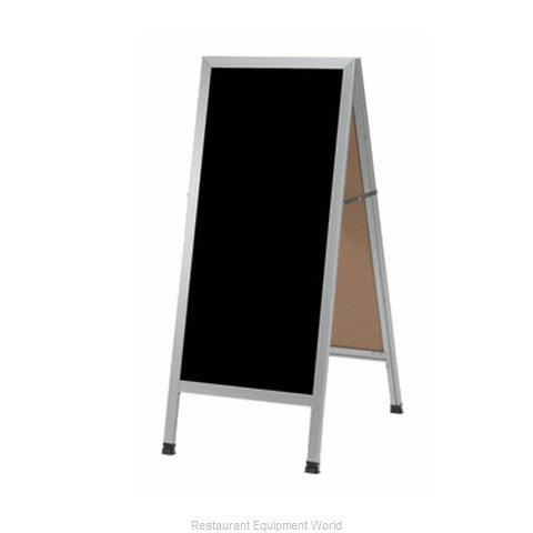 Aarco Products Inc AA-3B Sign Board, A-Frame (Magnified)