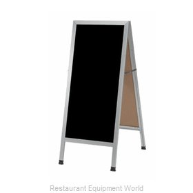 Aarco Products Inc AA-3B Sign Board, A-Frame