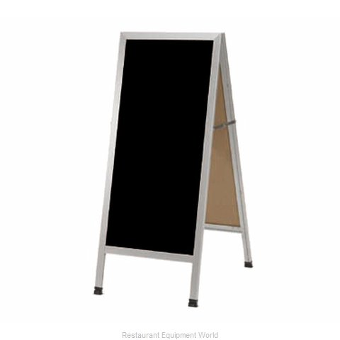 Aarco Products Inc AA-3BP Sign Board, A-Frame