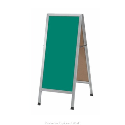 Aarco Products Inc AA-3G Sign Board, A-Frame