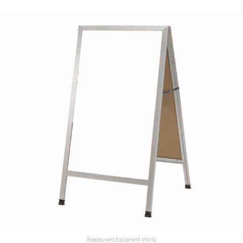 Aarco Products Inc AA-5 Sign Board, A-Frame