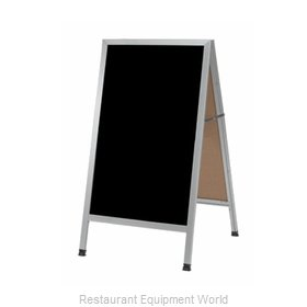Aarco Products Inc AA-5SB Sign Board, A-Frame