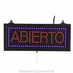 Aarco Products Inc. ABI08S LED Sign