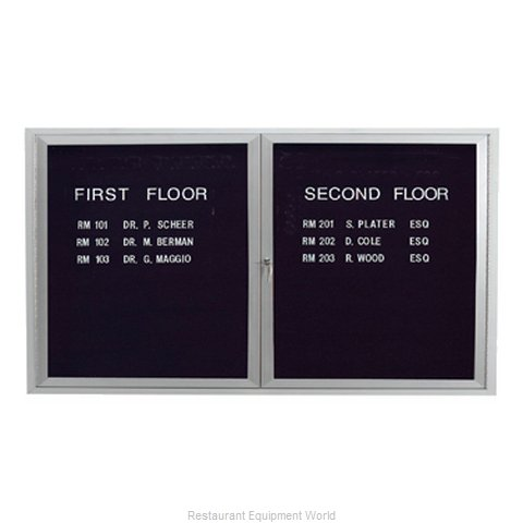 Aarco Products Inc ADC3660L Letter Board