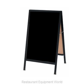 Aarco Products Inc BA-11 Sign Board, A-Frame