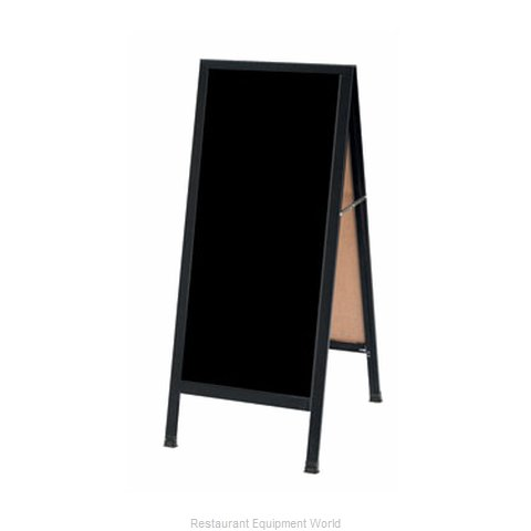 Aarco Products Inc BA-3B Sign Board, A-Frame